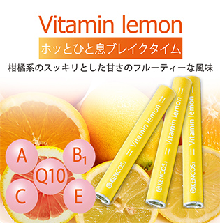 フレーバーカートリッジ ビタミンレモン 12箱